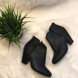 Black Rampage Booties size 11